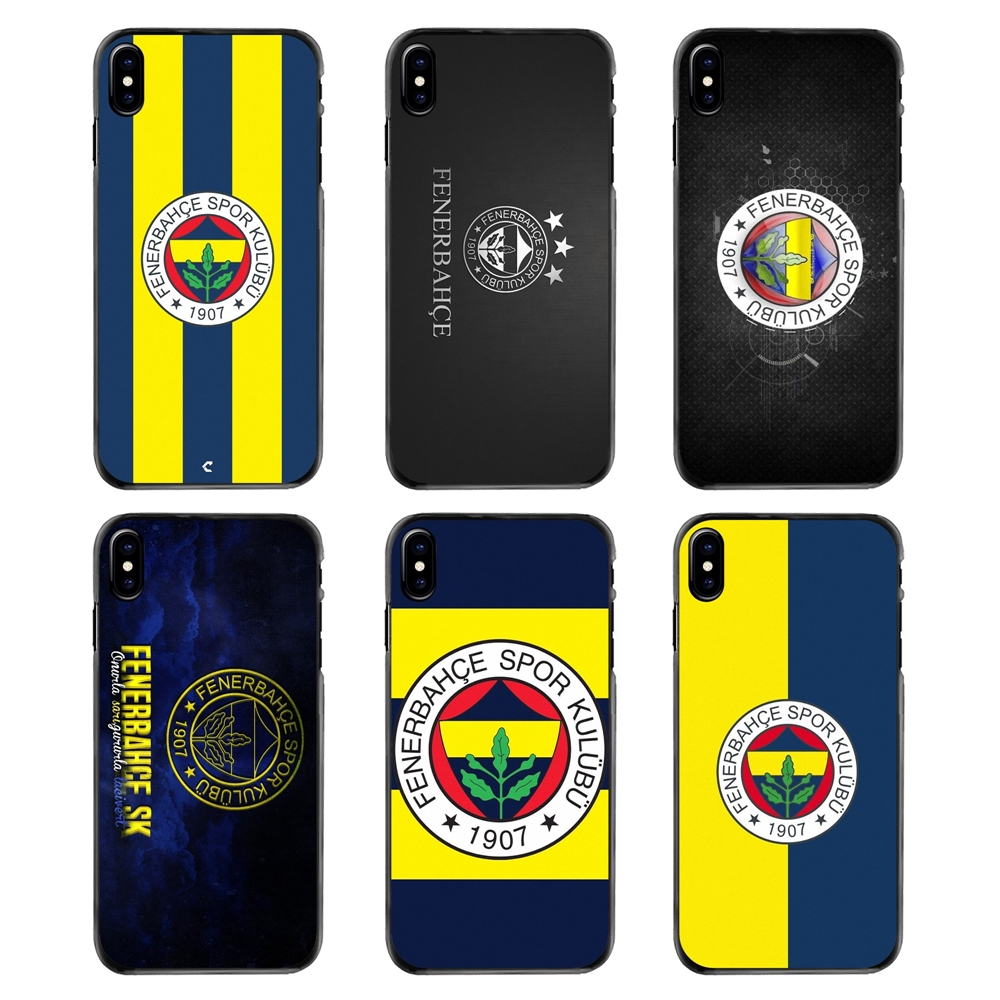 For Samsung Galaxy Note 2 3 4 5 S2 S3 S4 S5 Mini S6 S7 Edge S9 S8 Plus Fenerbahce Football Club Fc Logo Accessories Phone Covers