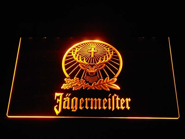 Jägermeister Deer LED Neon Logo 1