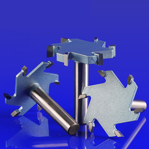 Image 5 - 1 / 2 بوصة 4T أو 6T النجارة راوتر بت التنغستن كربيد T نوع القاطع الخشب ماكينة حفر على الخشب (ماكينة أويما) النجارة أدوات سكين