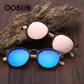 2017 New Bamboo Polarized Sunglasses Men Wooden Sun glasses Women Brand Designer Original Wood Glasses Oculos de sol masculino