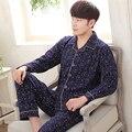Men's Cotton Pajamas Set Pajama Pyjamas PJS Sleepwear Set Loungewear Dimensional Fashion Patterns M, L, XL, 2XL, 3XL__Men Gifts