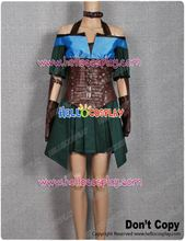 Guild Wars Cosplay Costume Dress H008