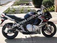 Лидер продаж, для Suzuki GSX650F Запчасти 2008 2009 2010 2011 2012 2013 GSX 650 F 08 09, 10, 11, 12, 13 лет, черный, серебристый цвет красный мотоцикл обтекатель