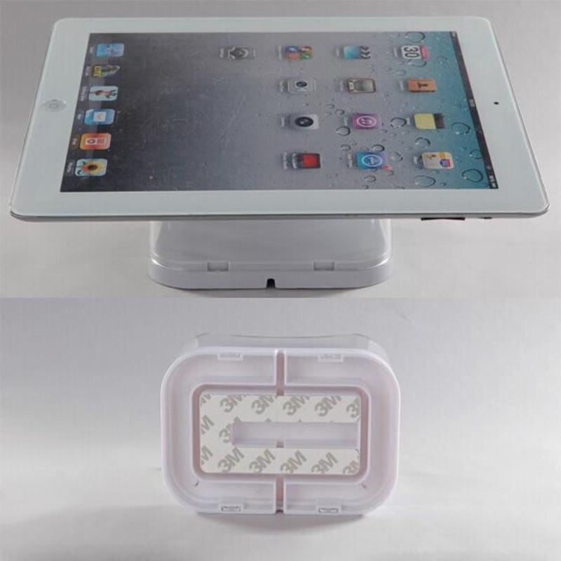 Акриловые таблетки стенд ipad прозрачный держатель Samsumg безопасности крепление Andriod показать поддержка для розничной Anti-Theft продаж