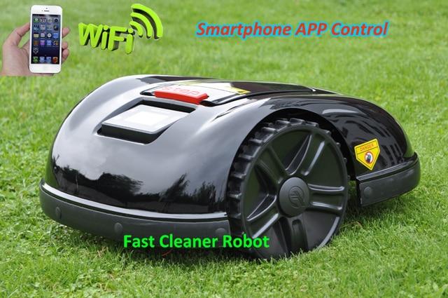 Più nuovo robotic rasaerba e wifi app di controllo senza fili