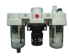 Бесплатная доставка SMC регулятор воздушный Фильтр лечение Модель AC4000-06 G3/4 «Порты С Манометром 5 шт., много