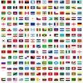 Frete grátis copa do mundo bandeira nacional adesivos nacional adesivo bandeira rosto 32 nações 10 pçs/lote