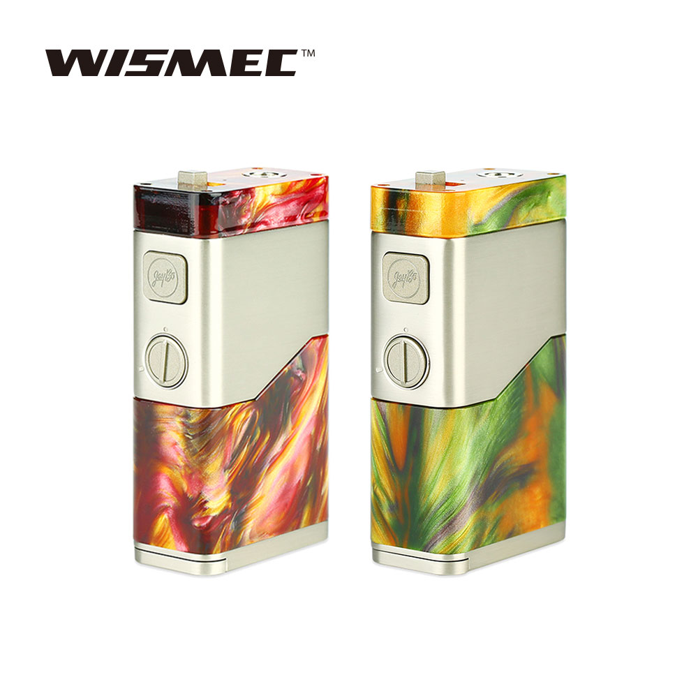 Pre-order Original WISMEC Luxotic NC 20700 Box MOD Max 250W Output Multiple Circuit Protection E Cig Mod for Guillotine RDA modefined prism 250w box mod