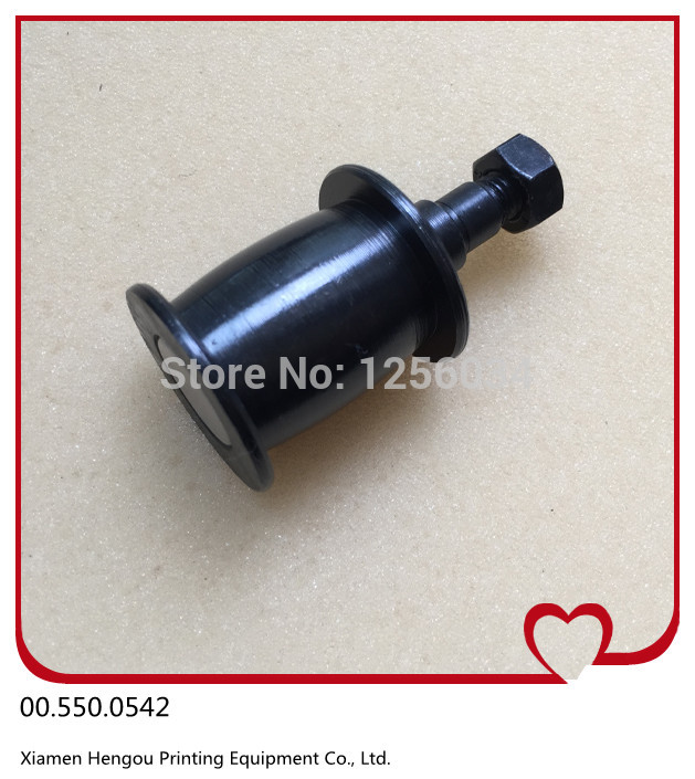 10 pieces feeder belt wheel Hengoucn printing parts pulleys F 52973 00 550 0542 Guide roller