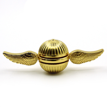 Harri Potter Hand Spinner Golden Snitch Fidget