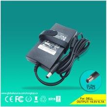 19.5 V 6.7A 130 W Tablet Cargador De CA para Dell Precision M4400 M4500 DA130PE1-00 JU012 PA-4E Familia ADP130DB B Adaptador del ordenador portátil