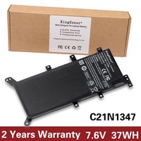 7 6V 38WH Original Genuine New Laptop Battery C21N1347 For ASUS X555 X555LA X555LD X555LN 2ICP4
