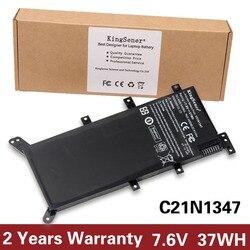 7.5V 37WH KingSener C21N1347 New Laptop Battery For ASUS X554L X555 X555L X555LA X555LD X555LN X555MA 2ICP4/63/134 C21N1347