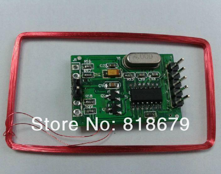 1pc new RFID 125KHz WG26 Door Control Entry Access Card Module Rf module WG26 building Talkba ,freeshipping