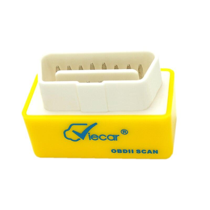 Dernière Voiture OBDII Scanner Lecteur de Code Bluetooth 2.0 ELM327, voiture De Diagnostic Interface Support Tool 9 Protocoles, SUPER MINI OBD2
