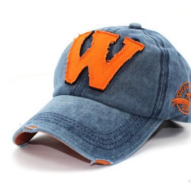 bdce5498efa 1pcs lot free shipping baby Kids Baseball Cap snapback Hats Boys Girls sun  Hat children denim ...