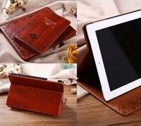 Retro Vintage Leather Book Cover Case For IPad Mini 1 2 3 Mini2 Mini3 Mosiso Slim