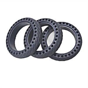 Заводские прочные демпфирующие резиновые шины 8,5 дюймов, полые непневматические шины для скутеров Xiaomi Mijia M365