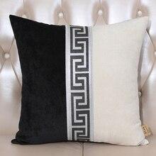 Новые красочные кружева декоративные подушки для дома для дивана стул Бархатная подушка под поясницу винтажный Европейский стиль спинка Талия Подушка