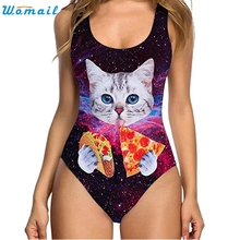 5de51051dd6 Womail Women Sexy High Cut One Piece Swimsuit Funny Bathing Suit Monokini  Swimwear For Daily Summer