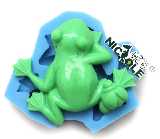 Frog Cake Mold