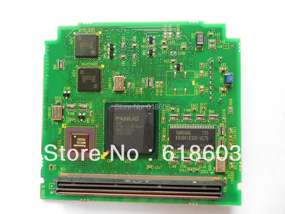 Fanuc 0i system controller axis card A20B-8200-0360 for CNC kits 1600w atx power supply 14cm fan set for eth rig ethereum coin miner mining machine power computer power