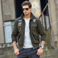 Spring And Autumn New Clothes Men S Jacket Coat Eagle Embroidery Baseball Clothes European And
