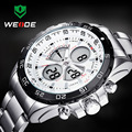 2016 WEIDE Top Fashion Watches Men Luxury Brand Men's Quartz Hour Analog Digital LED Sport Watch Man Army Military Wrist Watches