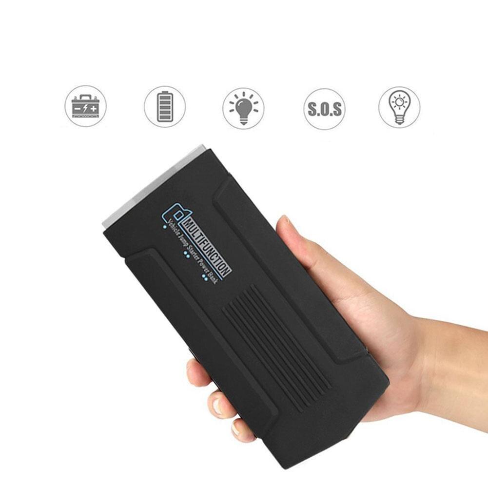 68800 mAH 12 V 4 USB Démarreur De Saut De Voiture de chargeur portatif de secours Chargeur De Batterie Pour Voiture Batterie Booster LED