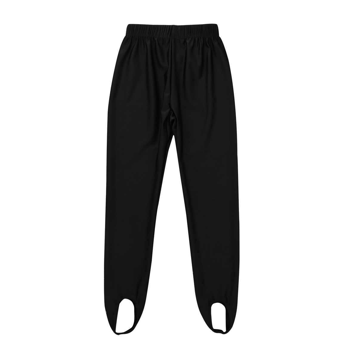 3f45d6253cee9 ... TiaoBug Kids Teens Dance Pantyhose Stockings Stirrup Legging Tight  Children Unisex Boys Girls Yoga Gymnastics Ballet ...