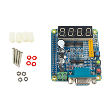 Wholesale prices Raspberry Pi 3 GPIO Expension Board GPIO-232 LED Nixie Tube 485 232 UART Keys Multifunction GPIO Extension Board