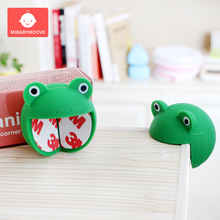 Cute Cartoon Baby Safety Silicone Protector Table Corner Edge Protection Cover Children Table Desk Corner Protector Edge Covers недорого