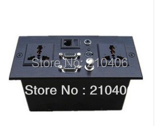 wholesale FREE SHIPPING ZSD 02modal desktop socket