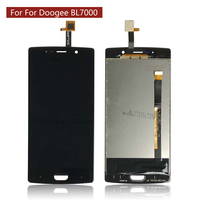 100% Tested 5.5 inch lcd For Doogee BL7000 LCD Display+Touch Screen 100% Tested Screen Digitizer Assembly Replacement+Free Tools