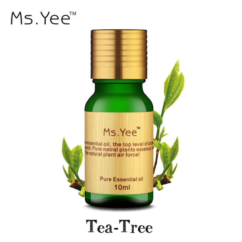 Pure Tea Tree Oil for Skin & Hair Care Natural Organic Tea Tree Essential Oil is effective for Acne Treatment Cleansing Make-up купить в Москве 2019