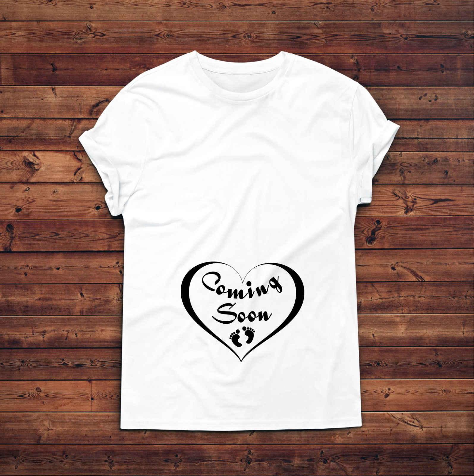 2b75a85a9fe Coming Soon Baby Feet T-shirt,Pregnant AF Shirt,Pregnancy Announcement T  shirt