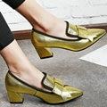 AIWEIYi New High-heeled Shoes Woman Pumps Wedding Shoes Gold Silver Fashion Sexy Women Shoes Classic High Heels Casual Shoes