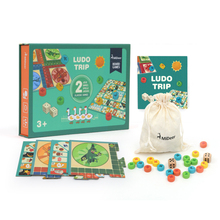MiDeer бумажная настольная игра, Детские деревянные игрушки, Ludo Trip Go Swan, дневник полета, классические детские развивающие игрушки