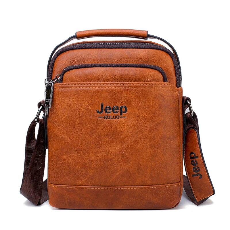 Men/'s Bag Messenger Bags Jeep Buluo Fashion Handbag Free Shipping 2017 Hot New