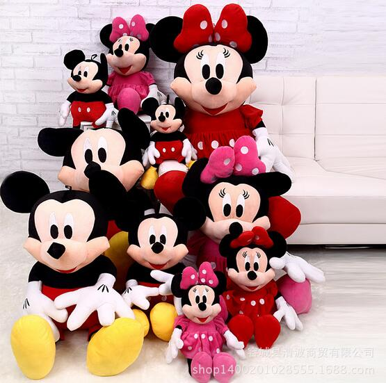Leewince Custom Wooden Jewelry Makeup Organizer E0 E1 Mdf: ̿̿̿(•̪ )Mickey AND Minnie Happy ( ^ ^)っ Couple Couple Doll