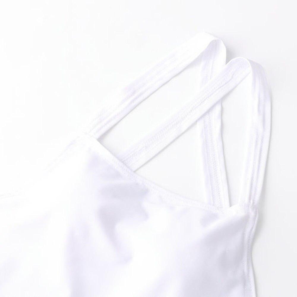 Black Friday Deals Women e Padded Push-up Monokini Backless Bandage Cross Swimwear Bikini Bathing Suit
