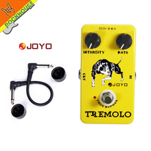 JOYO JF-09 Tremolo effect guitar pedal the tremolo of beloved classic tube amplifiers