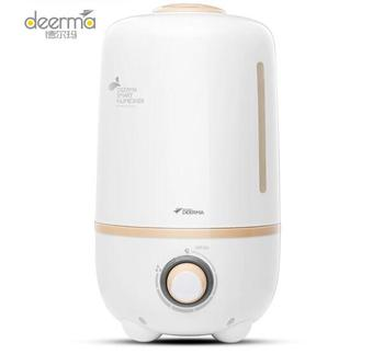 Deerma DEM-F450 ultrasonic humidifier household mute Bedroom Oil diffuser Aromatherapy machine 4L Air purification office white
