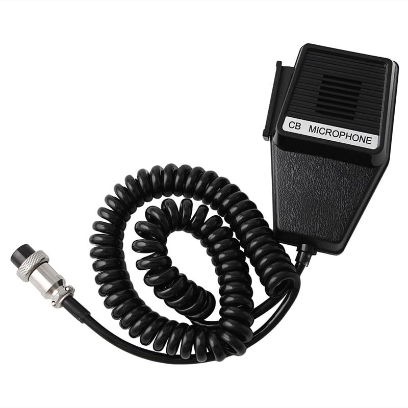 Speaker Mic CB Radio CM4 Worker 4 Pin Cobra Uniden Car Accessories J6285a New
