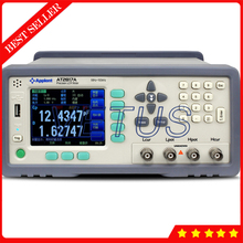 Best price AT2817A 50Hz to 100kHz 16 points Digital LCR Meter tester signal level (0.01V to 2.00V)