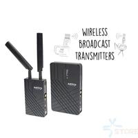Vaxis Storm 500ft SDI HDMI Беспроводной передатчик и приемник Системы (150 м) wdhi Long Range профессионального вещания cameara