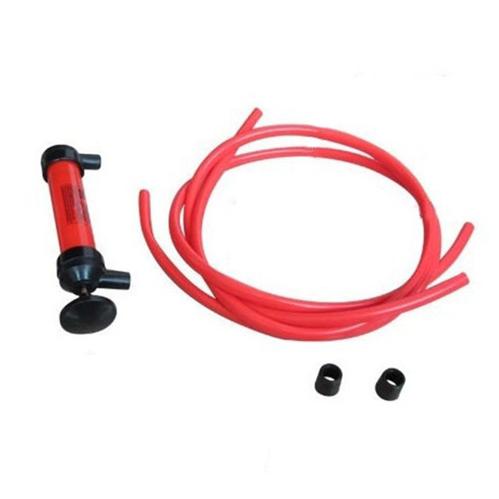 Auto Car Multi Use Water Oil Fuel Pump Transfer Liquid Pipe Siphon Tool Pump Kit hot selling