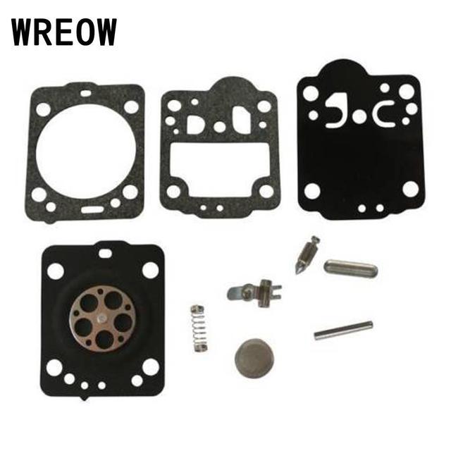 RB-149 Carburetor Carb Rebuild Repair Kit Chainsaw Parts Fit for 435 435E C1T-EL41A C1T-W33 C1T-W33A C1T-W33B C1T-W33C
