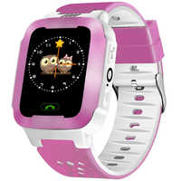 kids watches tracker watch SOS call Location Position Flashlight Camera Children Watches with gifts