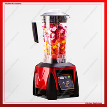 A1100 2200W high power smart control commmercial juicer blender smoothies 3hp Janpan blade professional kitchen food mixer
